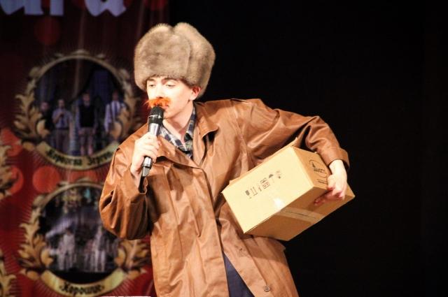 «Простоквашино» в исполнении кавээнщиков получилось очень смешным.