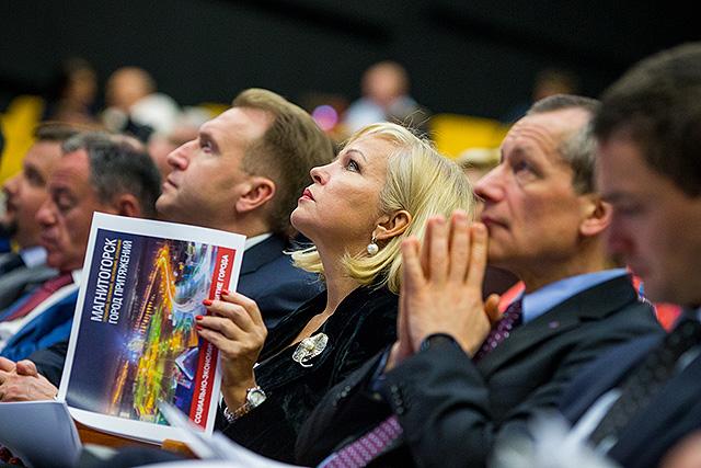 Зампред Внешэкономбанка, руководитель госпрограммы «Комплексное развитие моногородов» Ирина Макиева.