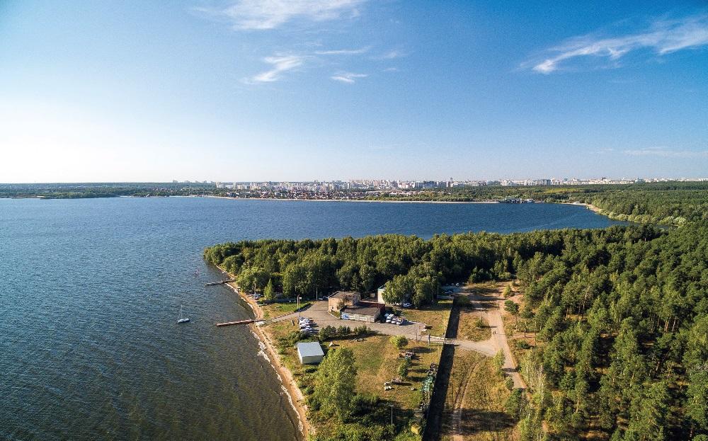 Шершнёвское водохранилище остаётся главным источником питьевой воды.