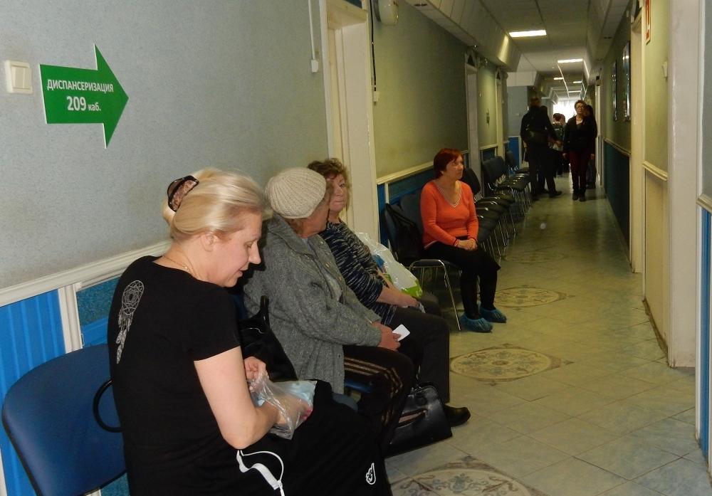 Многие уральцы приходят на диспансеризацию по приглашению страховых представителей.