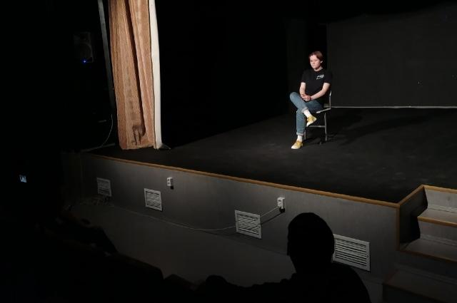 Социальный театр - театр, где можно переписать сценарий постановки.