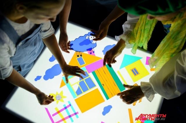 Интерактивный театр - отличная возможность разбудить творческий потенциал ребёнка.