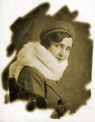 Магина Абсалямова.