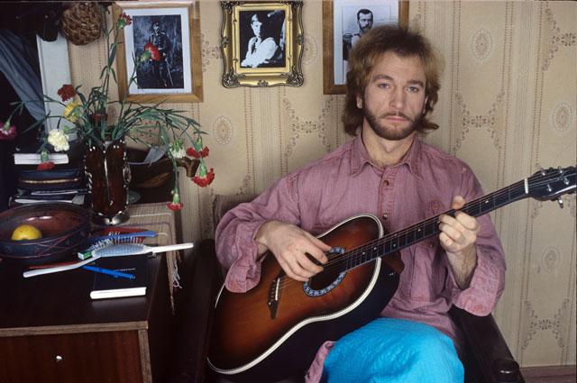Игоря Талькова убили, когда ему было только 36 лет.