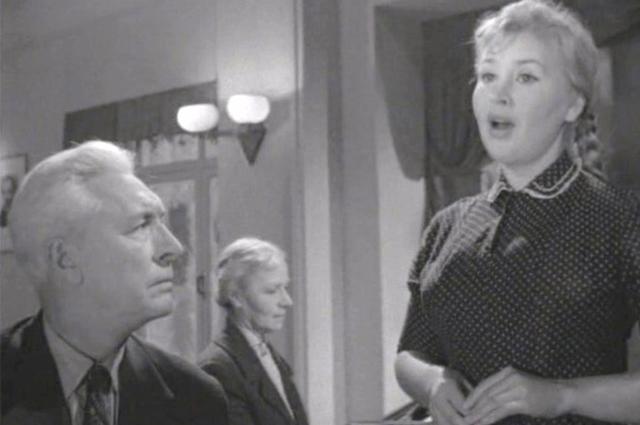 Кадр из фильма «Приходите завтра», 1963 год