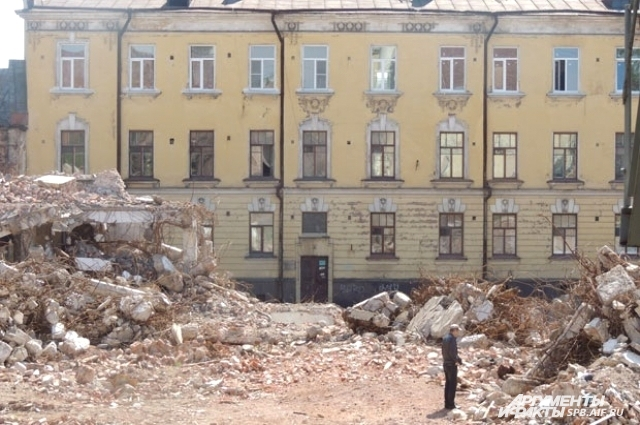 Серьезных разрушений в городе не будет.