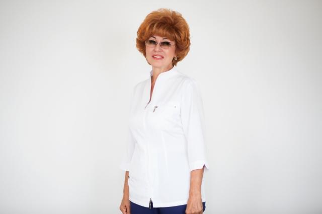 главный врач клиники заботы о зрении «Три-З» г. Краснодара, врач-офтальмолог высшей категории, профессор РАЕН Карина Гурджиян.