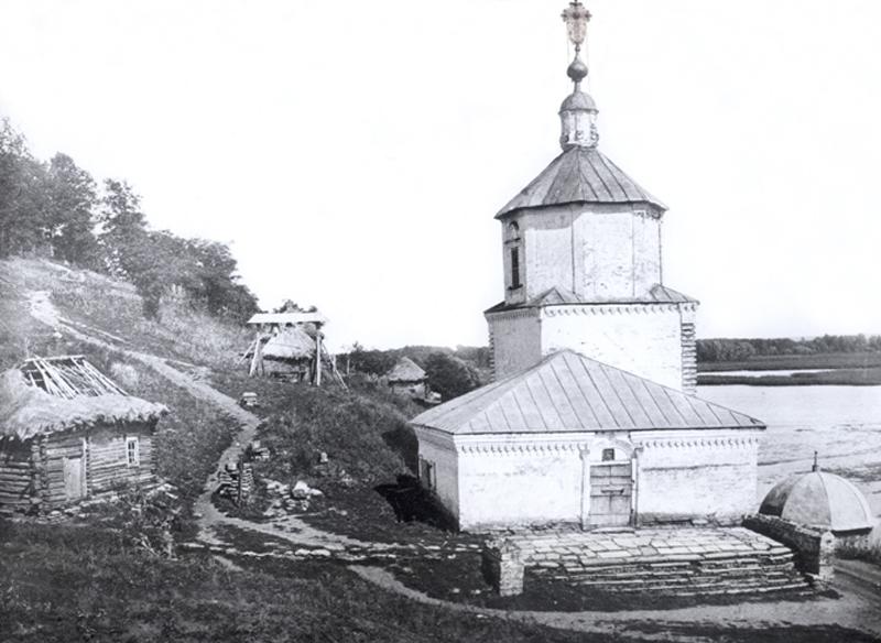 Древне-Успенская церковь в Липецке