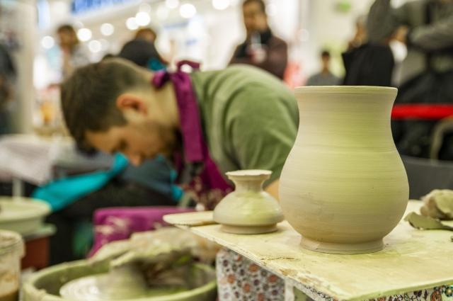 Изделия из керамики.