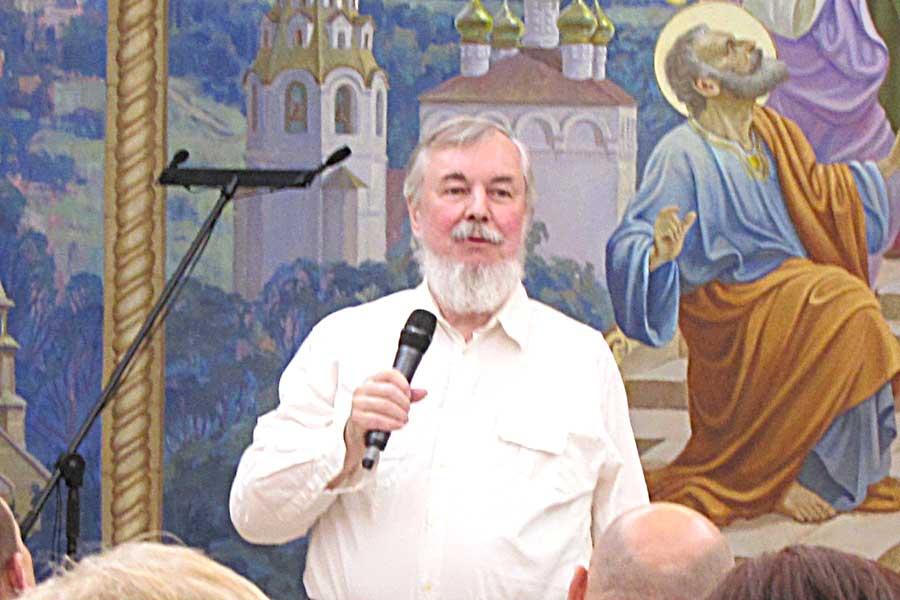 Александр Казинцев рассказывает об истории журнала «Наш  современник».