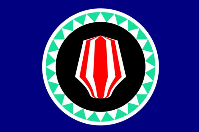 Флаг Бугенвиля.