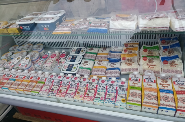 В Тюмени первого июля работают около 150 ярмарочных торговых точек.
