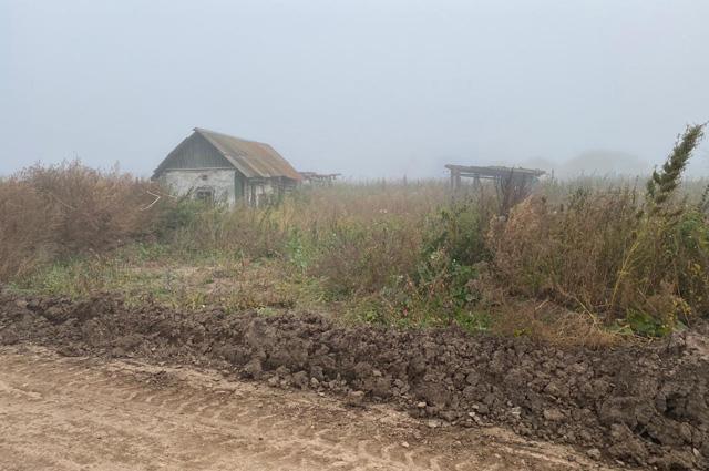 Деревня Томино Челябинской области.