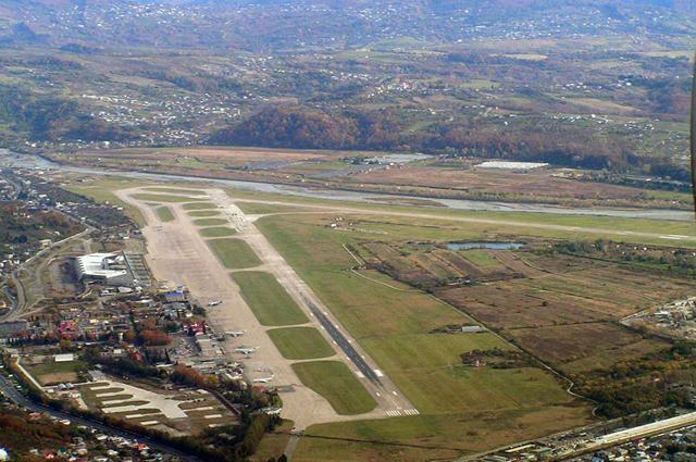 Аэропорт «Адлер»
