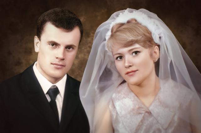 Супруги Лебедевы