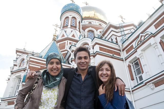 Иностранцы смогут познакомится с Омском при помощи QR-кодов.