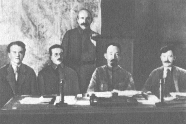 Указания, которые давал Дзержинский, всегда отличались точностью и краткостью.