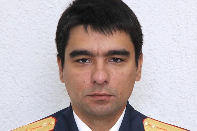 следователь Максим Смирнов