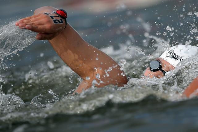 Чемпионат мира по водным видам спорта в Казани