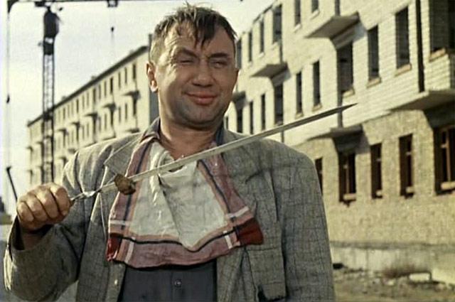Алексей Смирнов в фильме «Операции Ы», 1965 год