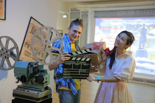 Киноленд расскажет о том, как появился кинематограф.