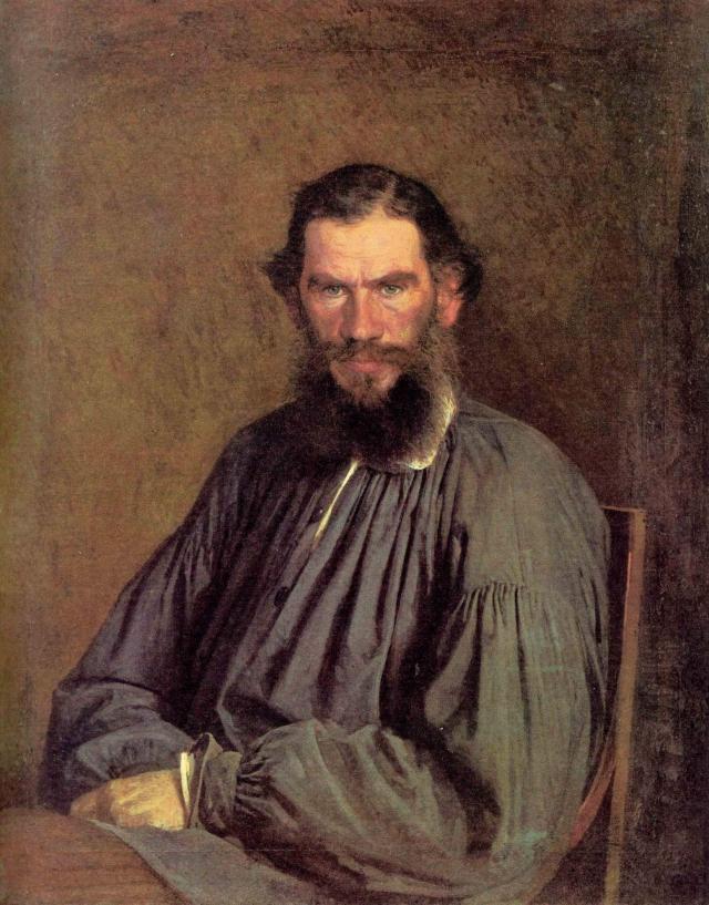 Уговорить Льва Толстого позировать было непросто.