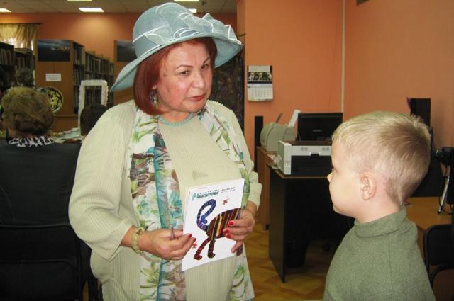 Школьники любят краеведческие уроки Валентины Рекуновой.