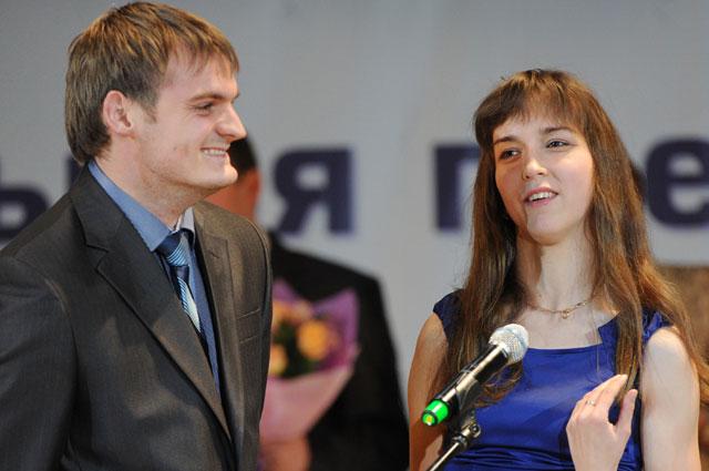 Владимир и Елена Свиридовы.