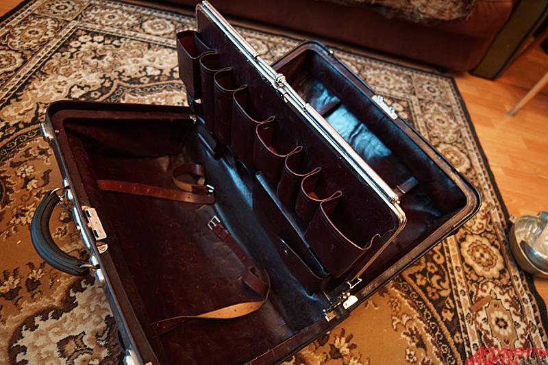 Самые любимые экспонаты старинные чемоданы
