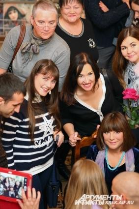 Своим поклонникам Наталья Варлей рассказала не только о работе, но и о личной жизни.