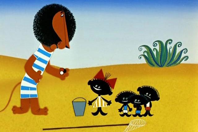 Кадр из мультфильма «Каникулы Бонифация».