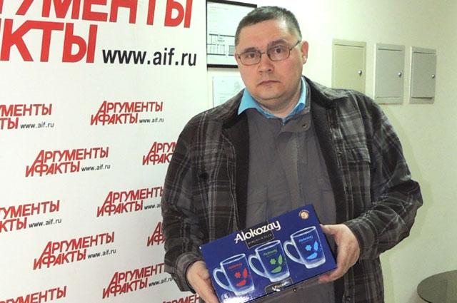 Антон Озеров правильно ответил на все вопросы.
