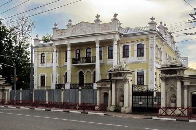 Объект культурного наследия «Усадьба Сорокина» имеет большую историю.