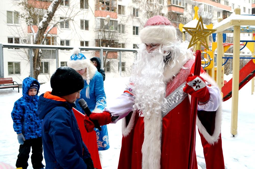 Какой новогодний праздник без Деда Мороза?
