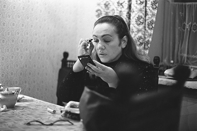 Галина Волчек, 1974 г.