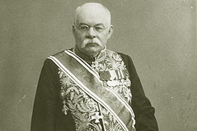 Иван Цветаев, основатель музея. Работа не позже 1913 года