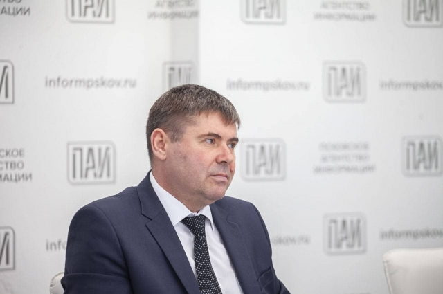 Антон Яковлев, и.о.гендиректора ОЭЗ