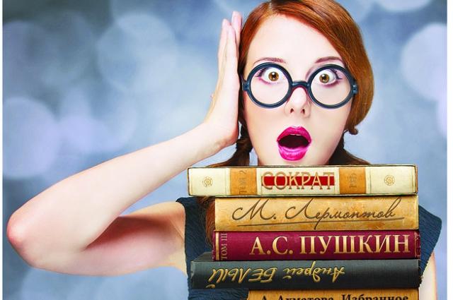 52% россиян считают себя читающими людьми.