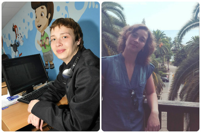 Елизавета Кощеева в «Школе анимации» и после освобождения.