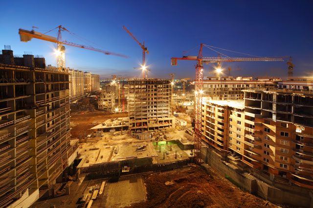 строительство Москва