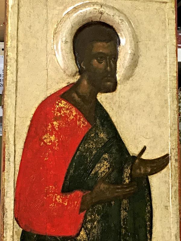 Апостол Варфоломей.