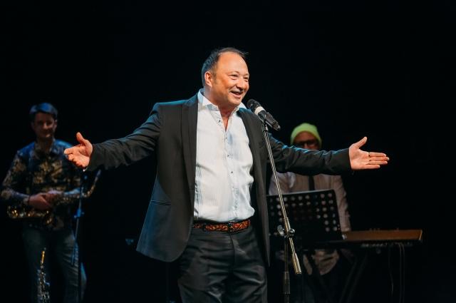 Юрий Гальцев приглашает петербуржцев в Театр Эстрады.