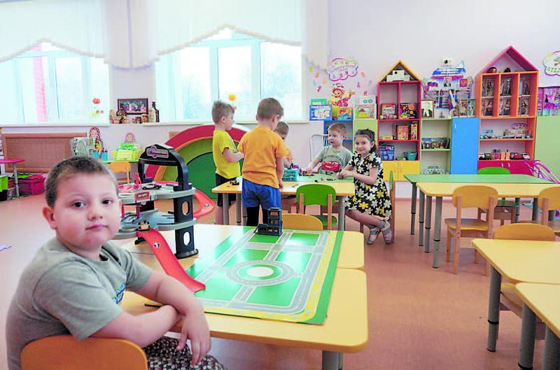 Дети в этом детском садике приучаются к мысли, что жизнь прекрасна и всё самое лучшее на этой земле – и красивую обстановку, и добрые отношения – человек создаёт сам.