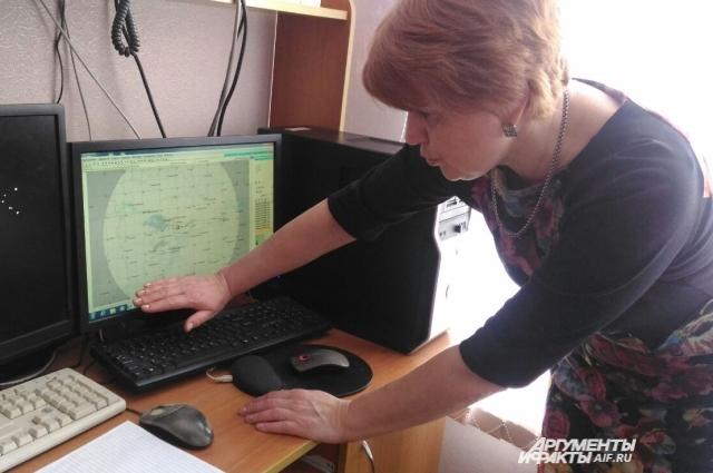 В арсенале татарстанских метеорологов есть локатор с радиусом действия в 250 километров, который позволяет увидеть, что происходит на территории республики и даже