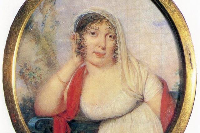 гафоклея Александровна отличалась властолюбием и строгостью.
