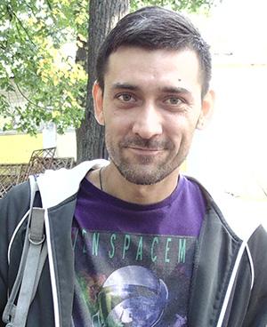 Антон Уточкин