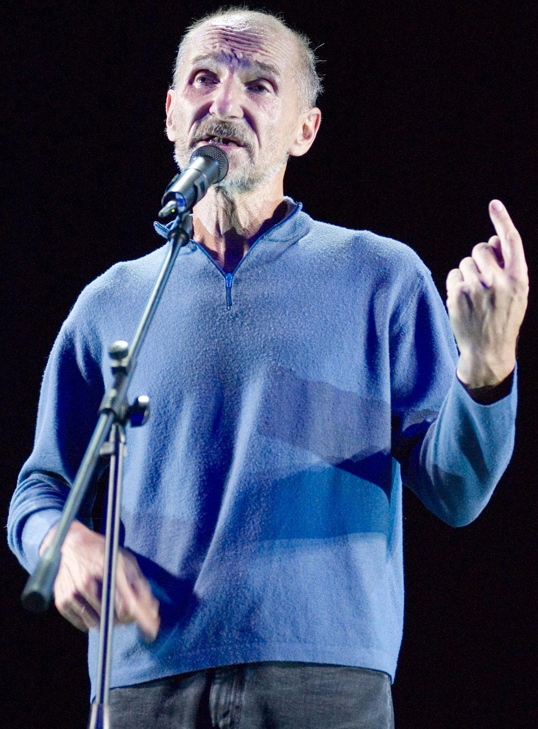 Пётр Мамонов. 2006 год