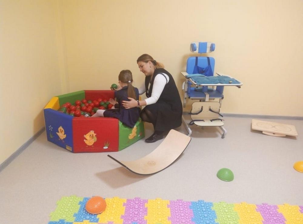 Виктория Повалюхина: «Педагоги работают с каждым по особой программе».