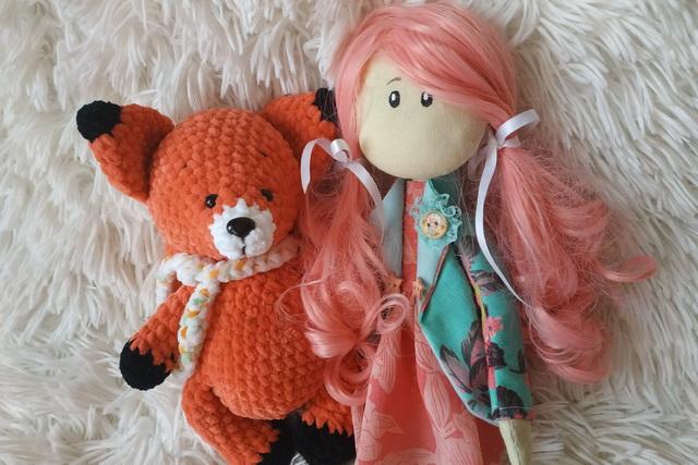 У каждой куколки своя история.