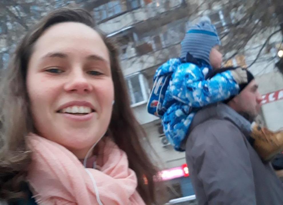 Супруги развелись в прошлом году, за несколько месяцев до назначения Антона Шарпилова на должность омбудсмена.